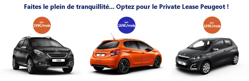 Peugeot Private Lease2